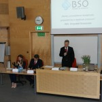 Prawne Vademecum Młodego Przedsiębiorcy, Konferencja, Krzysztof Bramorski