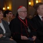 III Aukcja 2007. Jolanta Kwaśniewska, Henryk Gulbinowicz, Krzysztof Bramorski